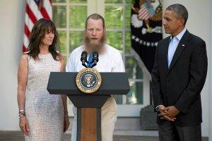 Obama o uwolnieniu �o�nierza: Nigdy o nim nie zapomnieli�my. Kongresmani: Wymiana to zach�ta dla talib�w