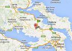 �owcy skarb�w napadli na klasztor w Grecji i zwi�zali mnich�w