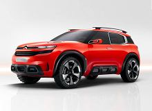 Citroen Aircross | SUV tylko dla Chin?
