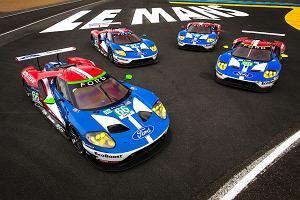Wy�cig Le Mans | Ford chce uczci� historyczny sukces