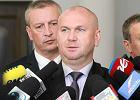 Wojtunik oskarża Kamińskiego o zemstę i składa zawiadomienie do prokuratury