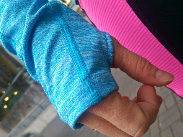 Bluza Under Armour Coldgear 1/2 Zip - rękaw
