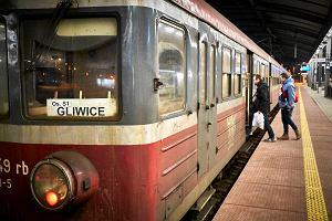 Porzucony bagaż na dworcu w Katowicach. Ruch pociągów był wstrzymany