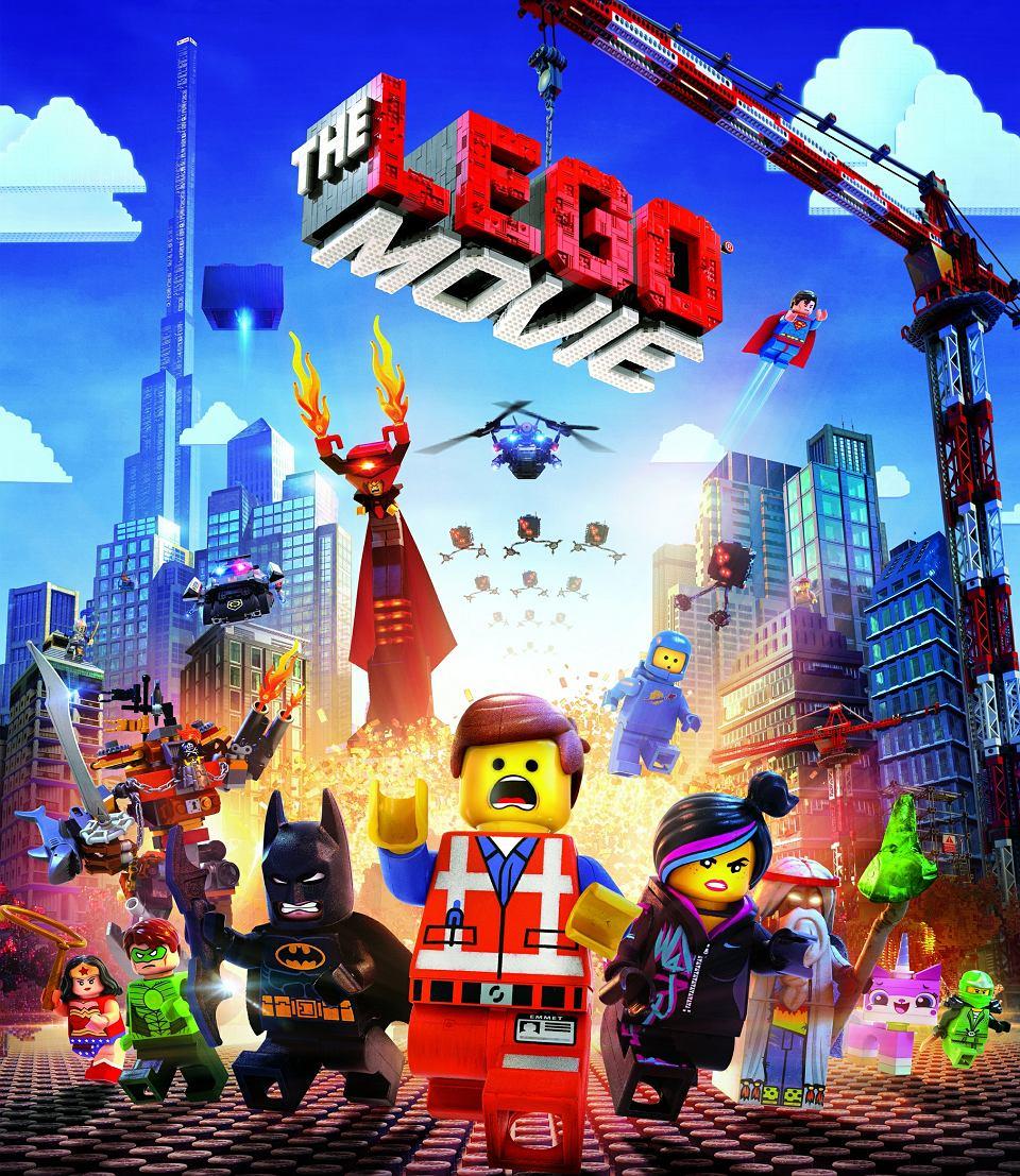 Film Lego Przygoda Sceny Z życia Klocków