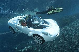 Salon Genewa | Rinspeed - samochody ze Szwajcarii