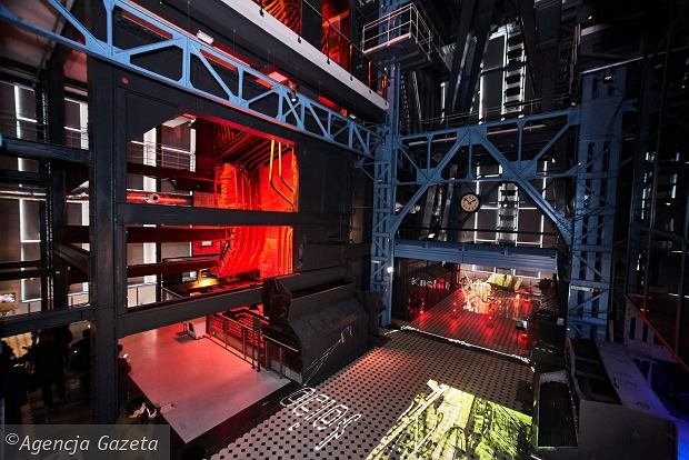 Zdjęcie numer 2 w galerii - Centrum Nauki i Techniki EC1. Zajrzyj do wnętrza elektrowni [ZDJĘCIA]