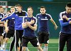 Chorzowski Schweinsteiger znowu trenuje z Ruchem