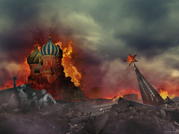 Moskwa (fot. Michał Żak)