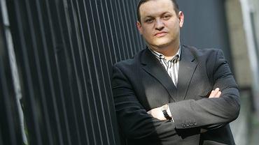 Jacek Męcina, wiceminister pracy i polityki społecznej