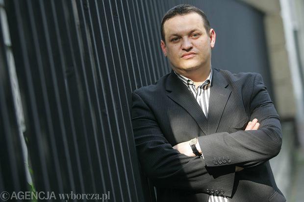 Jacek M�cina: Bezrobocie radykalizuje m�odych