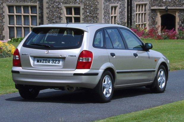 Mazda 323 5d (1998-2003)