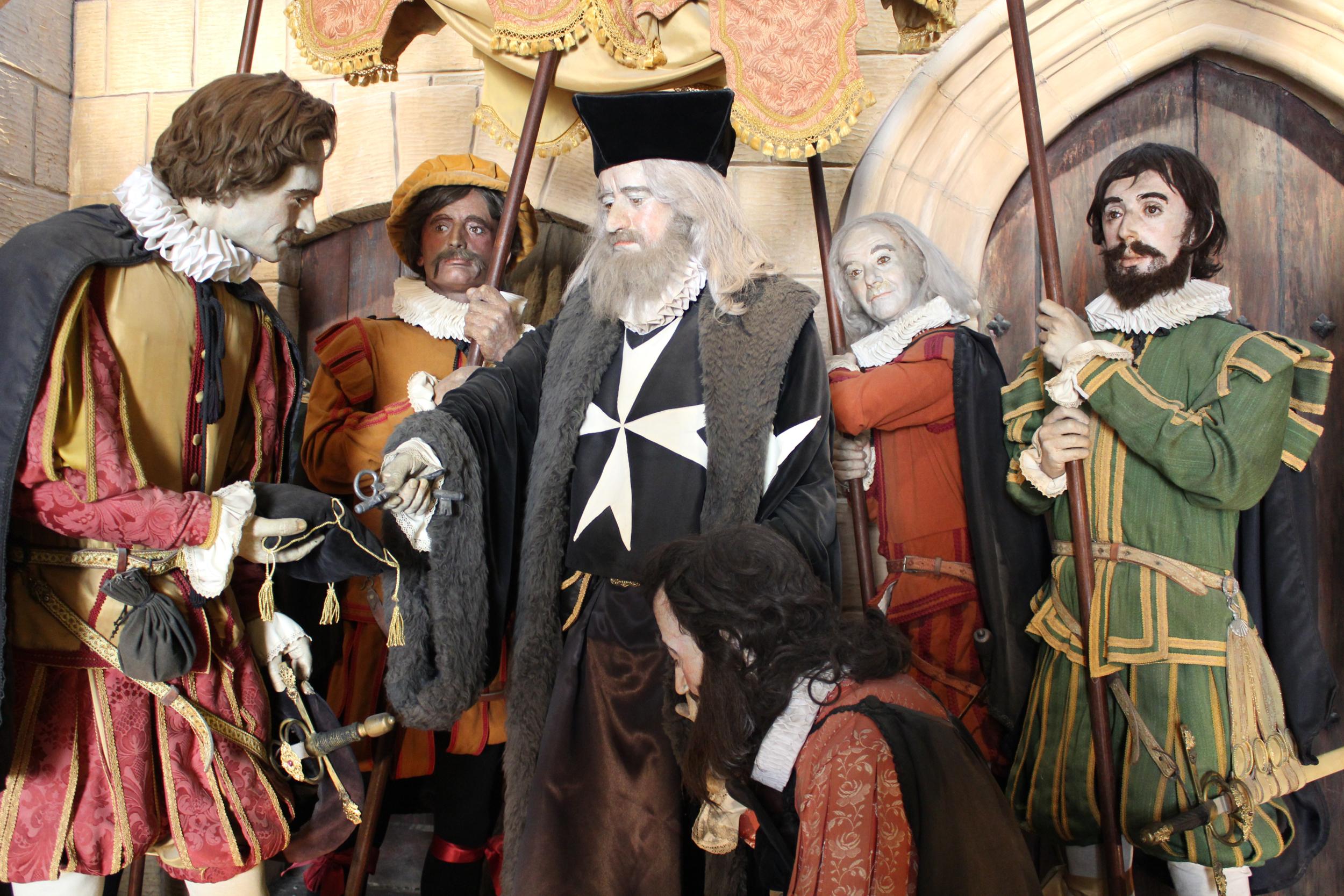 Zakon Kawalerów Maltańskich to najstarszy istniejący zakon rycerski na świecie (fot. Mike Russell / Flickr.com / CC BY-SA 2.0)