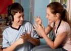 Wielkie pytania małych ludzi. Czy głuchym wyostrza się wzrok?