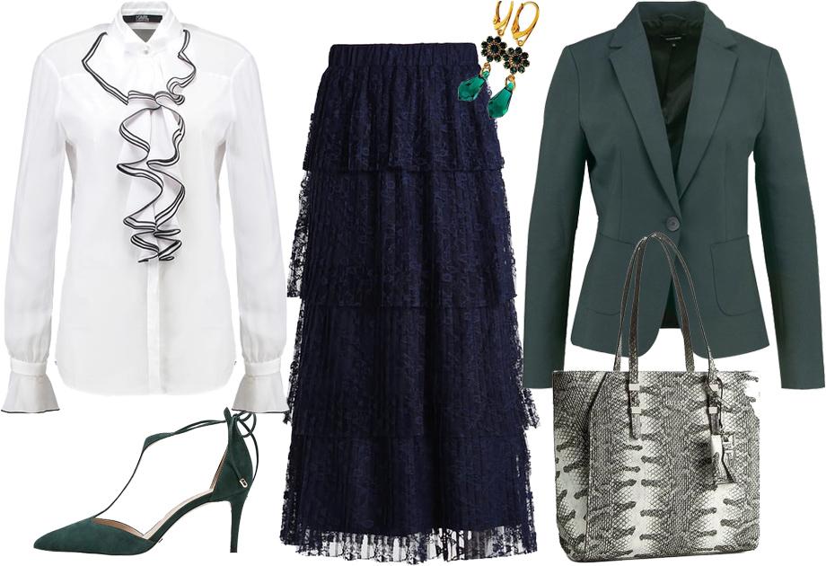 Prairie skirt - długa spódnica boho