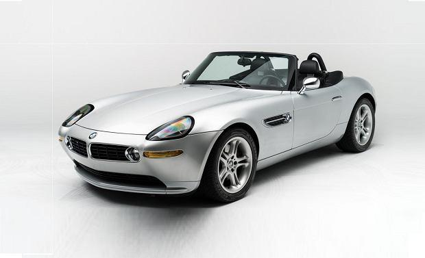 Wyjątkowe BMW Z8 Steve'a Jobsa na sprzedaż. Osiągnie rekordową cenę?