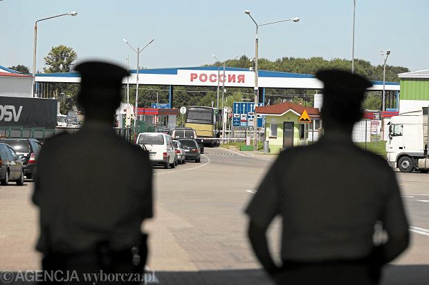 Zamknięta granica Polska-Rosja. Koniec emeryckich wycieczek do Gdańska