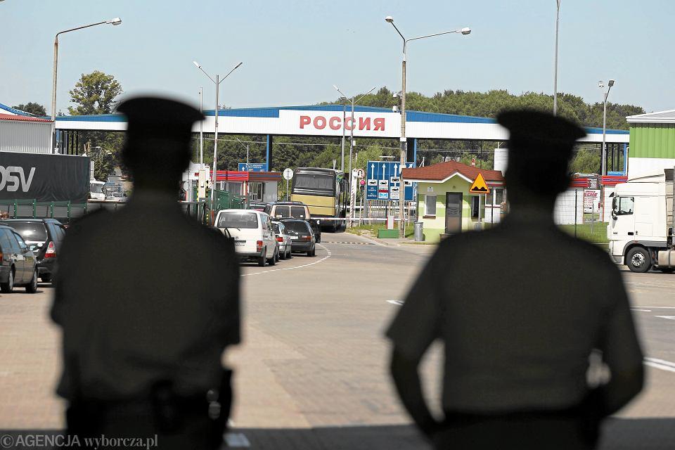 Przejście graniczne Bezledy - Bagrationowsk