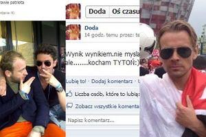 Kuba Wojew�dzki, Doda, Dawid Woli�ski.