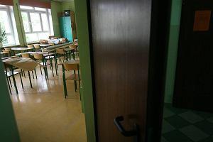 Rodzice strajkują.  W jedynym z gdańskich gimnazjów na lekcjach było tylko 10 proc. uczniów