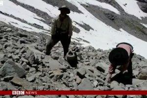 54 lata temu znikn�� samolot z gwiazdami pi�ki no�nej na pok�adzie. Odnaleziono jego wrak w Andach