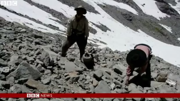 54 lata temu zniknął samolot z gwiazdami piłki nożnej na pokładzie. Odnaleziono jego wrak w Andach