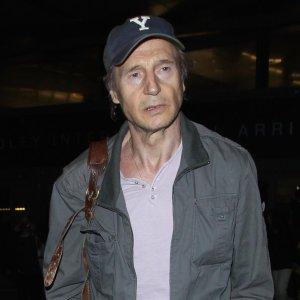 Liam Neeson tak schud�, �e trudno go pozna�. G�os zabiera rzecznik aktora