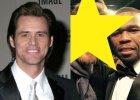 50 Cent pokaza� wsp�lne zdj�cie z Jimem Carreyem. To naprawd� on?! Z trudem rozpoznajemy s�ynnego komika