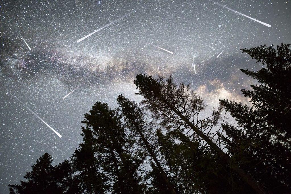 Perseidy 2018. Noc spadających gwiazd przed nami. Gdzie ich szukać?