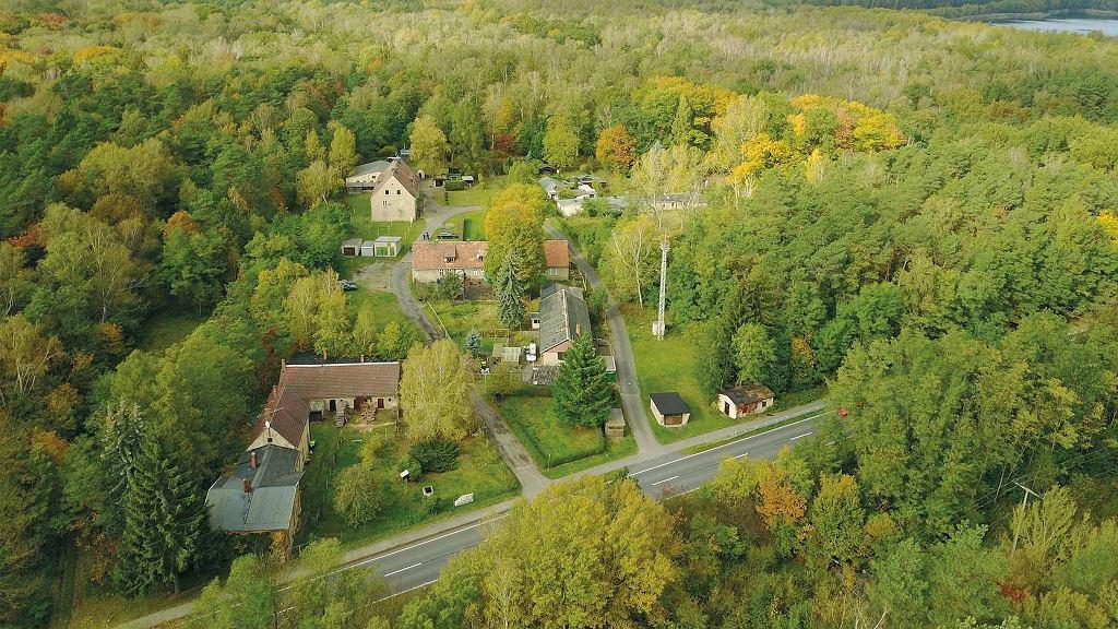 Wioska Alwine w Niemczech