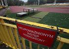 Stadion lekkoatletyczny na Golęcinie