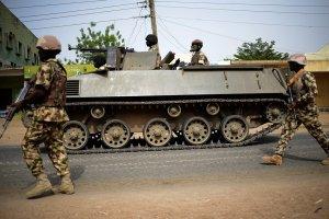 Nigeria zatrudnia najemnik�w do walki z d�ihadystami z Boko Haram