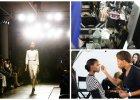 New York Fashion Week od kuchni [zdj�cia z backstage'u]
