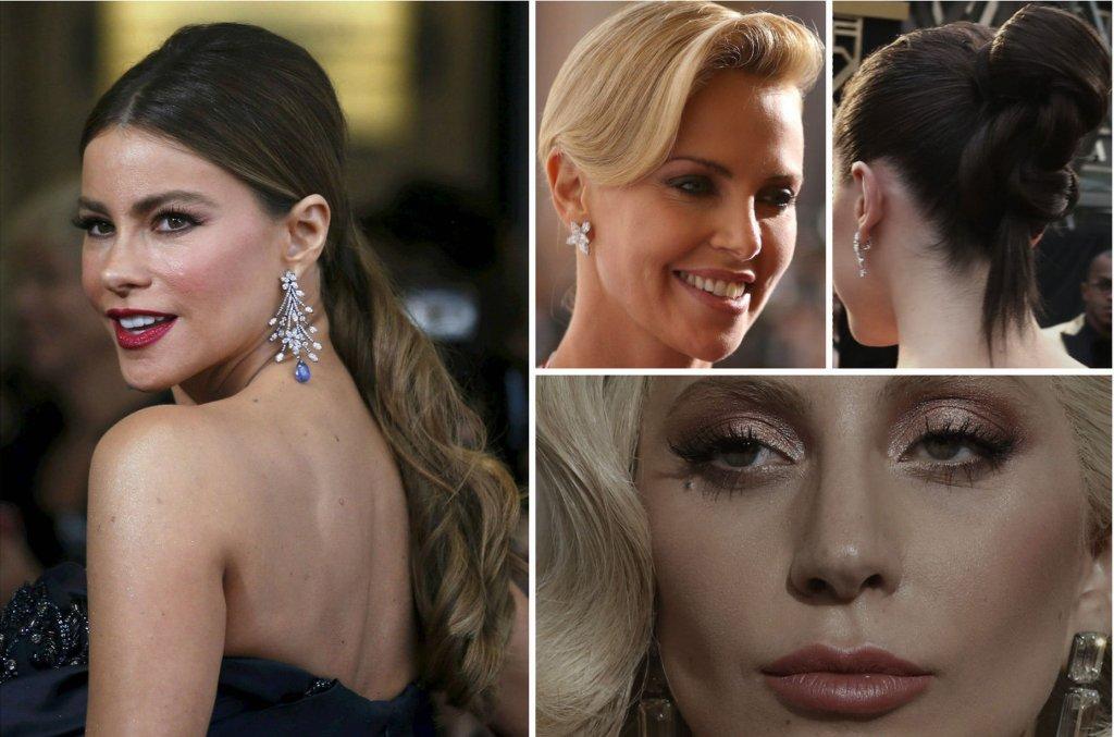 Zdj�cie numer 1 w galerii - Oscary 2016: Najpi�kniejsze makija�e i fryzury wieczoru. Sofia Vergara cudowna, ale to nie ona by�a numerem 1