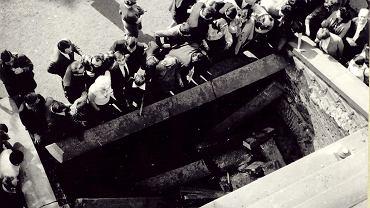 Dramatyczne wydarzenia na Wzgórzu Partyzantów we Wrocławiu 1967 r.