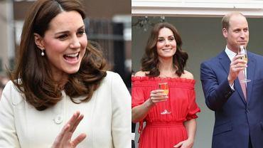 Książę William powiedział jaki jest ulubiony fast food księżnej Kate. Rodzina Królewska wie?