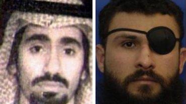 Jemeńczyk An-Nasziri i Palestyńczyk Husajn Abu Zubajda
