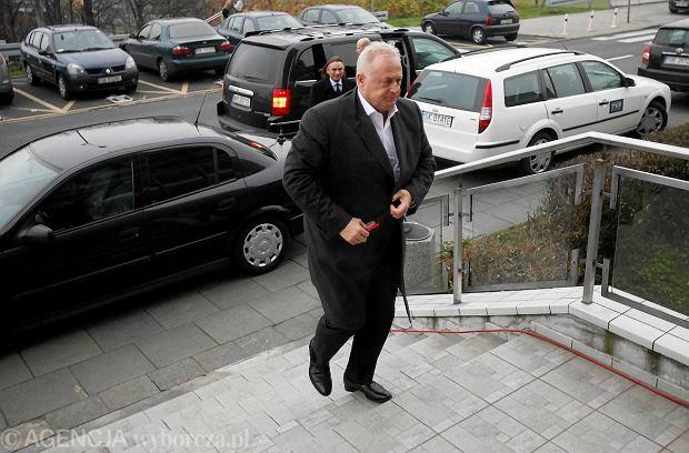 Ryszard Krauze ukarany przez KNF. 400 tys. zł za brak informacji