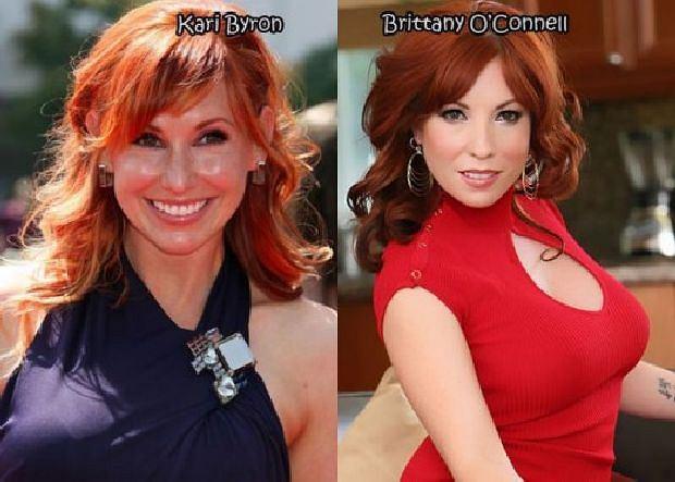 Kari Byron, Brittany O'Connell