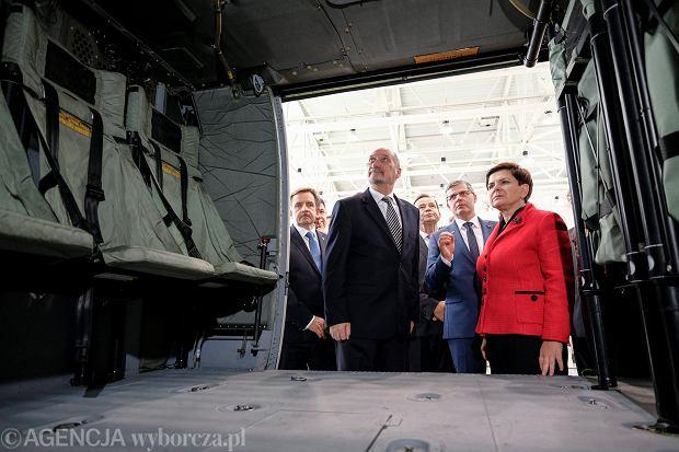 Samoloty polskich VIP-ów mają mieć imiona. MON ogłasza specjalny konkurs