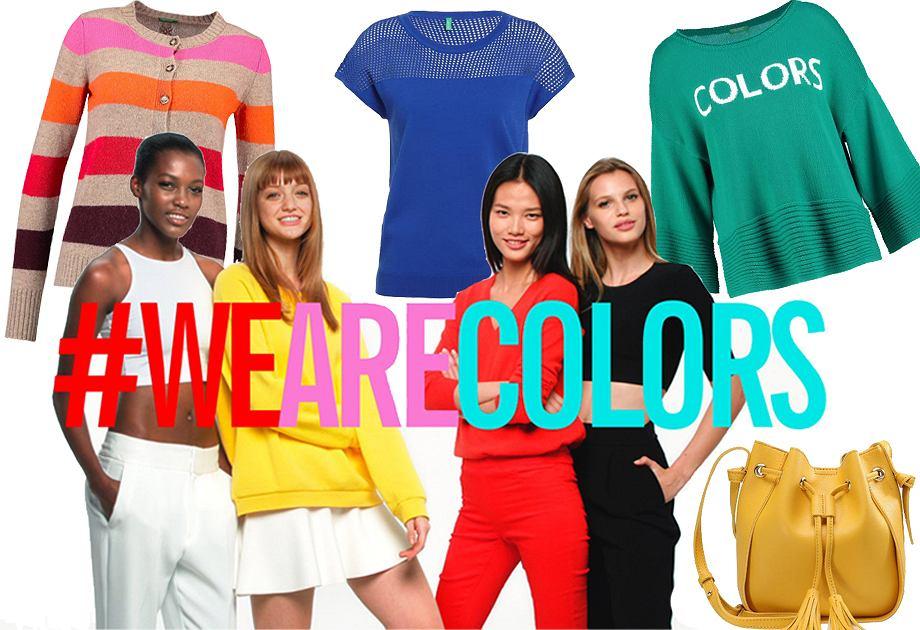 70e42e008e Wszystkie kolory Benettonu - za co kochamy ubrania włoskiej marki