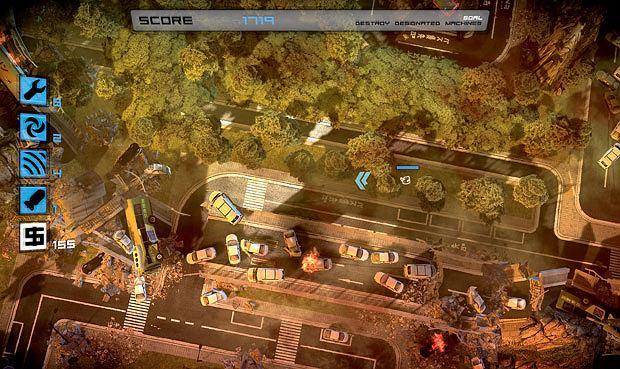 Top 10: najważniejsze polskie gry, top 10, gry, Anomaly: Warzone Earth