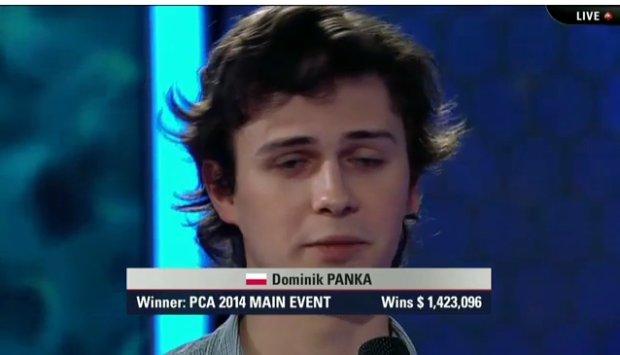 Dominik Pańka - z15270943Q