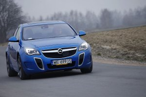 "Opel Insignia OPC Unlimited Edition | Test | Kropka nad ""i"""