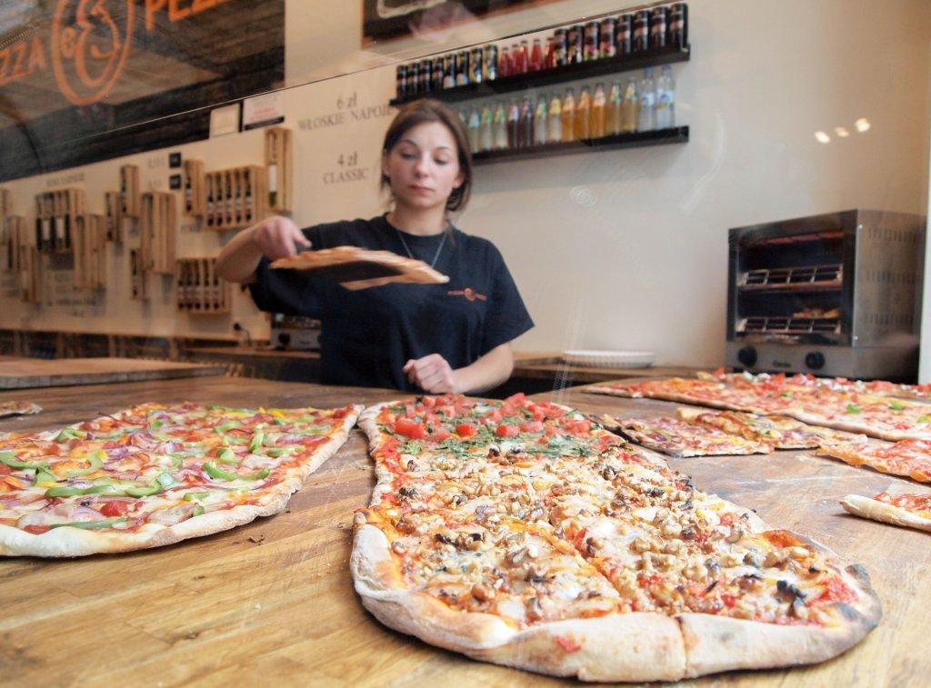 Pizza a Pezzi (fot. Basia Starecka)