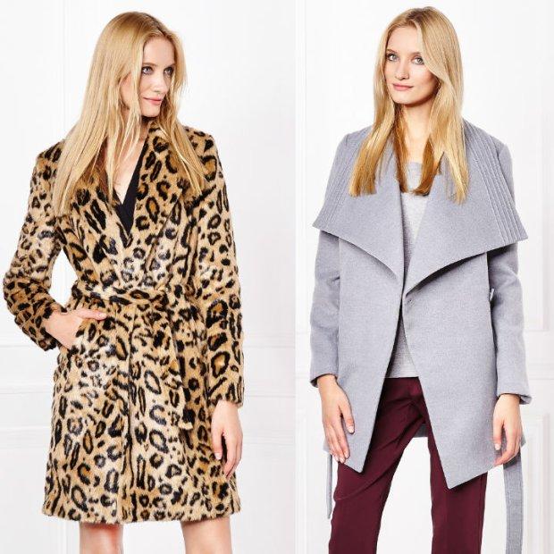 a3da0eaaa98c Płaszcze i kurtki z jesienno - zimowej kolekcji Mohito