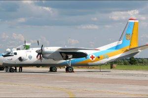 Ukrai�ski MON: Rosjanie zestrzelili nasz wojskowy samolot