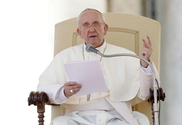 Papie� Franciszek: Ko�ci� ma obsesj� na punkcie aborcji, ma��e�stw gej�w i antykoncepcji
