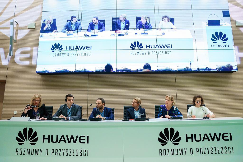 Huawei: rozmowy o przyszłości