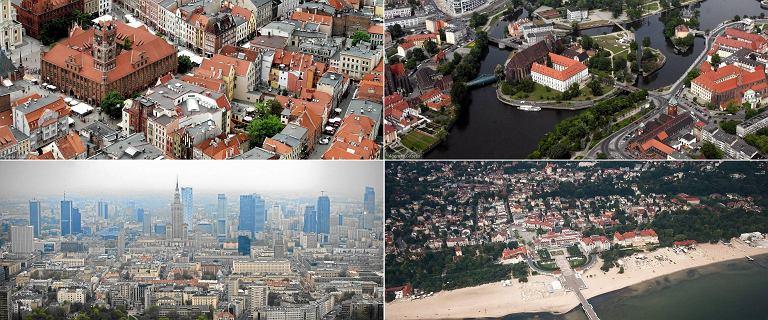 Ile kosztuje nocleg w polskich miastach? Najdroższa wcale nie jest Warszawa