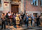 """""""Obronimy konstytucję"""". Drugi protest przy Sądzie Okręgowym w Opolu [WIDEO, ZDJĘCIA]"""
